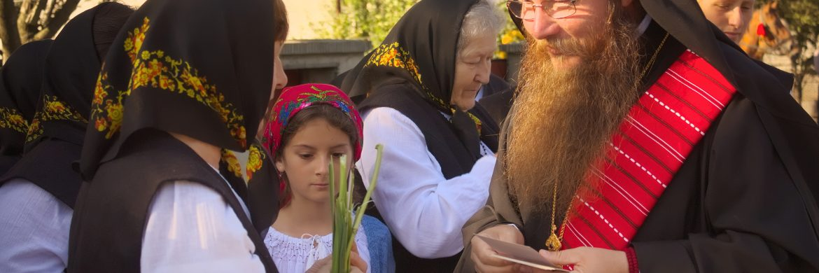 Vizita IPS Andrei la Întorsura Buzăului în 2015